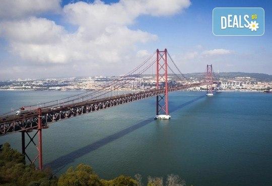Екскурзия до очарователния Лисабон, Португалия, с Лале Тур! 3 нощувки със закуски в хотел 3*/4*, самолетен билет, летищни такси и застраховка - Снимка 6