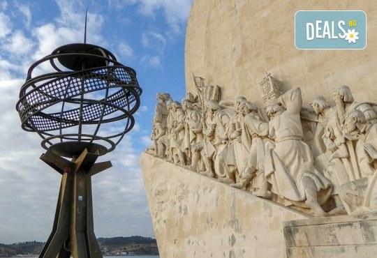 Екскурзия до очарователния Лисабон, Португалия, с Лале Тур! 3 нощувки със закуски в хотел 3*/4*, самолетен билет, летищни такси и застраховка - Снимка 7