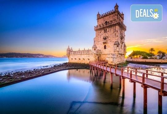 Екскурзия през април до Лисабон, Португалия: 3 нощувки, 3 закуски, билет и летищни такси