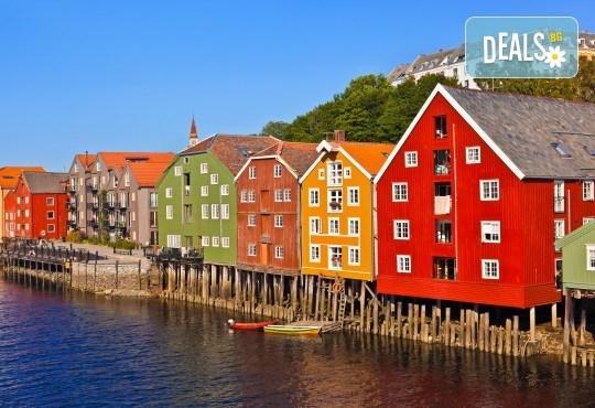 Екскурзия до Дания, Норвегия и Швеция: 6 нощувки със закуски, самолетен билет и трансфери