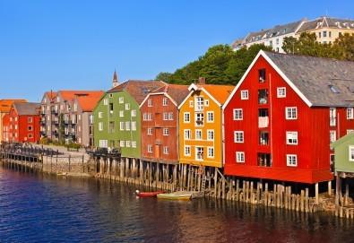 Самолетна екскурзия до магнетична Скандинавия, септември! 6 нощувки със закуски в Стокхолм, Осло, Копенхаген и още, самолетен билет, трансфери и богата програма - Снимка