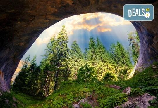 За 1 ден до Чудните мостове и Асеновата крепост: транспорт и водач