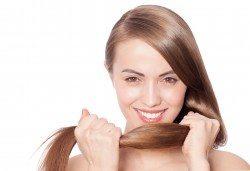 Подстригване, масажно втриване на ампула според нуждите на косата или термотерапия + оформяне със сешоар в салон Ванеси! - Снимка