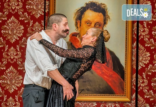 Гледайте Асен Блатечки, Койна Русева, Калин Врачански в Малко комедия, на 19.03. от 19ч, в Театър Сълза и Смях, 1 билет - Снимка 8