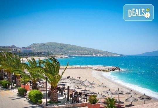 Почивка в Саранда, Албания, през юни или септември с България Травъл! 5 нощувки със закуски и вечери в хотел 4*, транспорт - Снимка 2