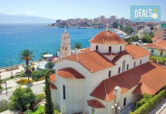 Почивка в Саранда, Албания, през юни или септември с България Травъл! 5 нощувки със закуски и вечери в хотел 4*, транспорт - Снимка 4