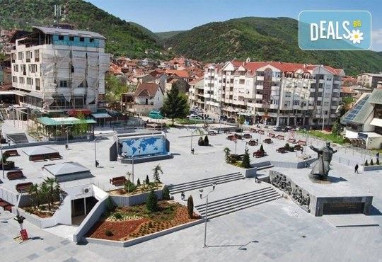 Разходка за 1 ден до Македония с посещение на Дойранското езеро, Струмица и Пехчевския водопад - транспорт и водач от Еко Тур! - Снимка 2