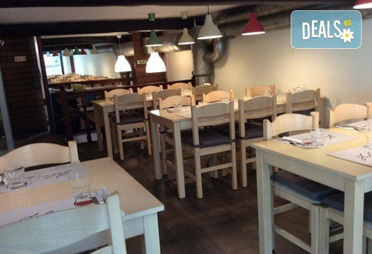Опитайте най-вкусната пица в София! Заповядайте в ресторант Felicita by Leo's и вземете изкусителна италианска пица с моцарела по Ваш избор! - Снимка 7