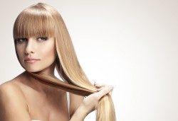 Кератинова терапия с продукти на JOIKO, бонус: подстригване на връхчета и изправяне на косата в салон за красота Мария Везенкова! - Снимка