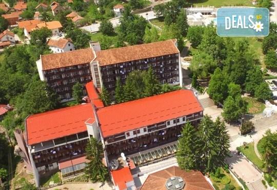 Великден в SPA Hotel Radan 3* в Пролом баня, Сърбия! 3 нощувки със закуски, обяди и вечери, транспорт, ползване на СПА, посещение на Ниш и Дяволския град - Снимка 2