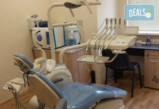 За здрава и красива усмивка! Почистване на зъбен камък и обстоен дентален преглед при д-р Марияна Димитрова! - Снимка 4