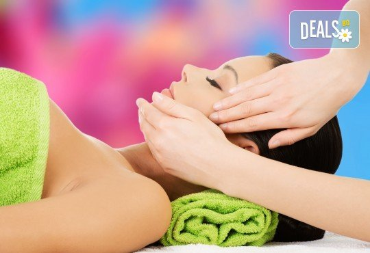 Енергия за тялото и духа! 60-минутен масаж с мента и зелен чай на цяло тяло за преодоляване на умората и стреса + подарък: масаж на лице в студио GIRO! - Снимка 2