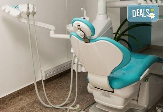 Преглед, консултация и рентгенова снимка с висок клас рентгенов апарат в Смайл Д-р Гогова! - Снимка 3