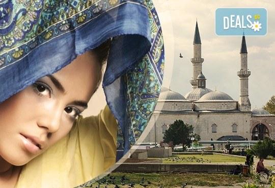 За 1 ден разходка и шопинг в Одрин, Турция: транспорт и вода от агенцията