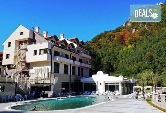 Великден в Hotel Kopaonik 3*, Луковска баня, Сърбия! 3 нощувки със закуски, обяди и вечери, транспорт и ползване на СПА - Снимка 1