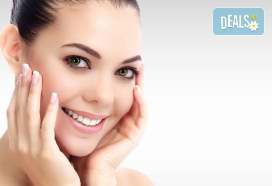 За свежа и сияйна кожа! Почистване с ултразвук и терапия на лице, шия и деколте в Art beauty studio S&D! - Снимка 3