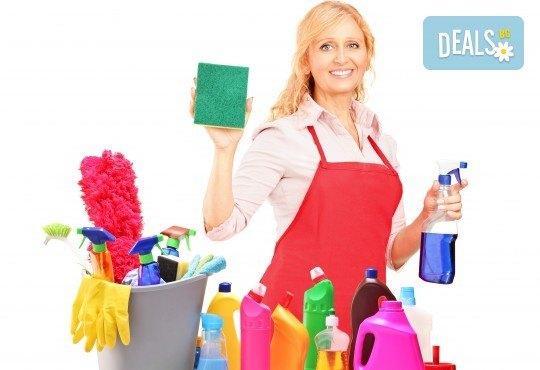 Абонаментно почистване на Вашия дом или офис до 60 кв. м - 4 посещения от Корект Клийн! - Снимка 3