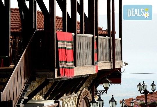 Великден в Етно комплекс Македонско село с Караджъ Турс! 2 нощувки, със закуски и вечери, едната от които празнична с жива музика и напитки, транспорт - Снимка 12