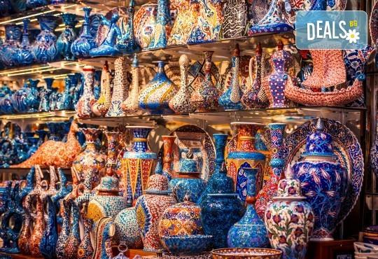 За Цветница се потопете в магията на Фестивала на лалето в Истанбул! 2 нощувки със закуски в хотел 3*, транспорт и програма - Снимка 9