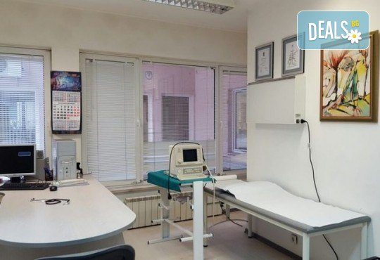Пълна кръвна картина, кръвна захар, липиден профил - 5 показателя и 10% отстъпка от всички услуги в Дойче Клиник - Снимка 3