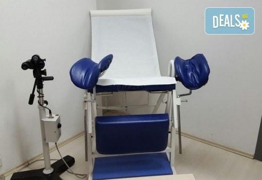 Преглед при акушер-гинеколог, цитонамазка и 10% отстъпка от всички услуги в Дойче Клиник! - Снимка 3