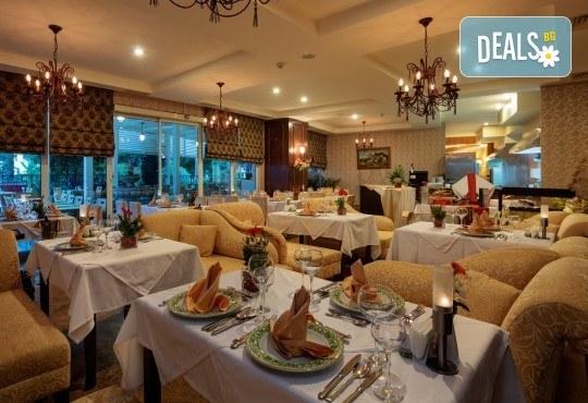 Почивка на Турската ривиера за Майските празници! 7 нощувки на база Ultra All Inclusive в Crystal Admiral Resort Suites & Spa 5*, Сиде, и 2 нощувки със закуски в Истанбул и Бурса, транспорт - Снимка 5