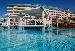 Почивка на Турската ривиера за Майските празници! 7 нощувки на база Ultra All Inclusive в Crystal Admiral Resort Suites & Spa 5*, Сиде, и 2 нощувки със закуски в Истанбул и Бурса, транспорт - Снимка
