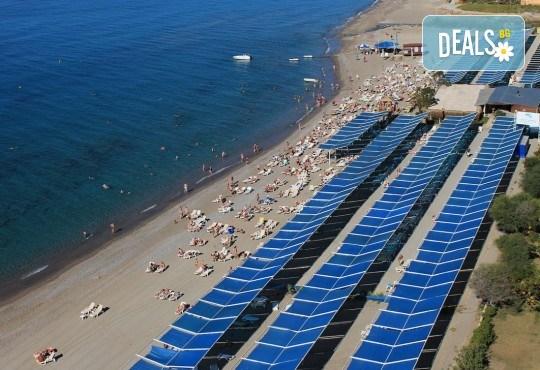 Почивка на Турската ривиера за Майските празници! 7 нощувки на база Ultra All Inclusive в Crystal Admiral Resort Suites & Spa 5*, Сиде, и 2 нощувки със закуски в Истанбул и Бурса, транспорт - Снимка 11