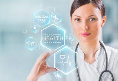 Цялостен преглед от ангиолог - съдови болести и еходоплер - ехография на кръвоносни съдове, в ДКЦ Alexandra Health!
