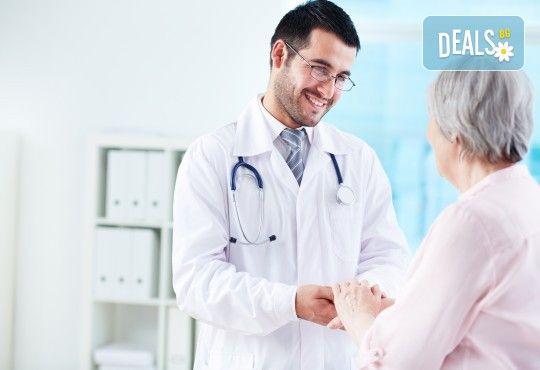 Цялостен преглед от ангиолог - съдови болести и еходоплер - ехография на кръвоносни съдове, в ДКЦ Alexandra Health! - Снимка 2