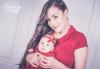 Професионална фотосесия за мама с детенце с красиви декори и аксесоари от GALLIANO PHOTHOGRAPHY! - thumb 2