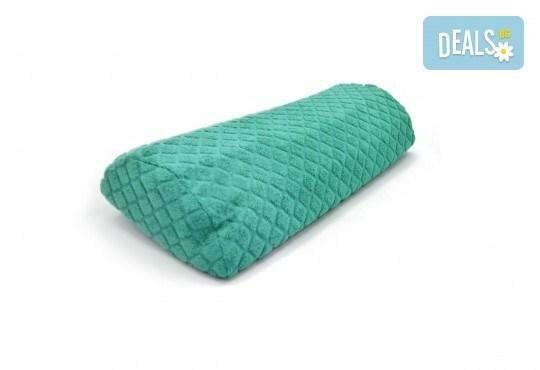 За спокоен сън вземете ортопедична възглавница от Detensor с възможност за доставка! - Снимка 4