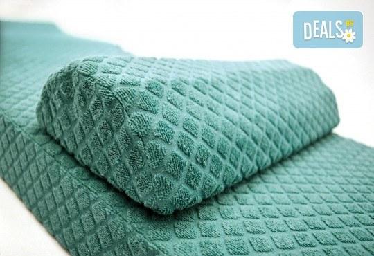 За спокоен сън вземете ортопедична възглавница от Detensor с възможност за доставка! - Снимка 1