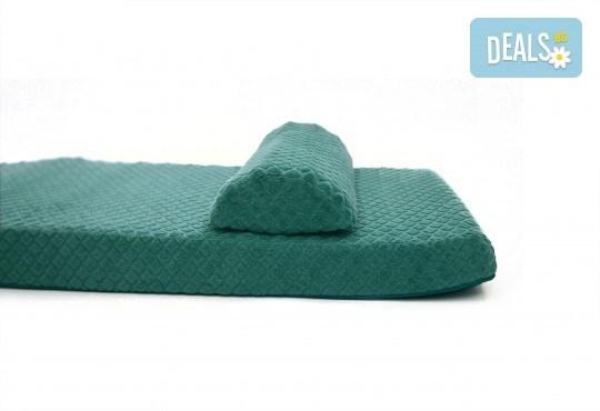 За спокоен сън вземете ортопедична възглавница от Detensor с възможност за доставка! - Снимка 2