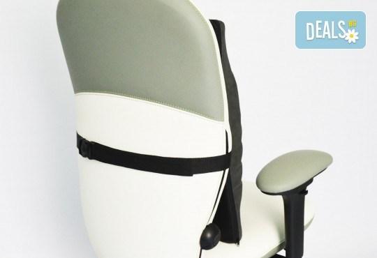 Вземете ортопедична седалка или облегалка лукс от Detensor с възможност за доставка! - Снимка 10
