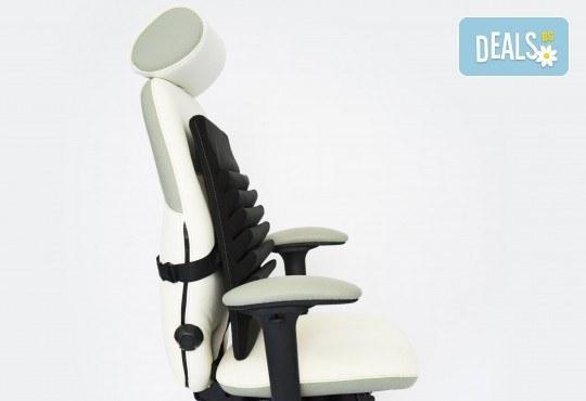 Вземете ортопедична седалка или облегалка лукс от Detensor с възможност за доставка! - Снимка 3