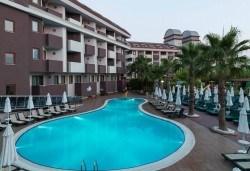 Ранни записвания за лято в хотел Primаsol Hane Family 4*, Сиде, Анталия! 7 нощувки на база All Inclusive, самолетен билет, летищни такси и трансфери - Снимка