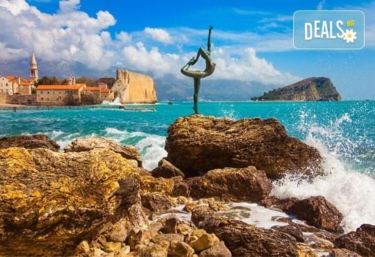 Слънчева почивка през юни в Будва, Черна гора, със Запрянов Травел! ! 7 нощувки със закуски и вечери, възможност за транспорт - Снимка 2