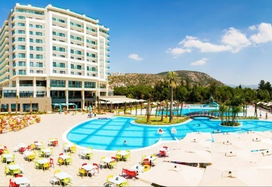 Луксозна почивка в Amara Sealight Elite 5*, Кушадасъ, Турция! 5 или 7 нощувки на база 24 Н Ultra All Inclusive, възможност за транспорт - Снимка