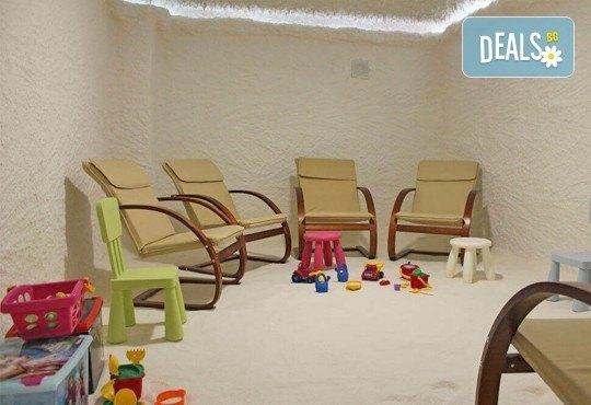 Подобрете здравето си! Терапия за деца и възрастни в Солна стая Надежда! - Снимка 2