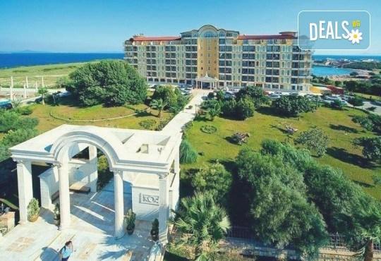 Почивка през лятото в Didim Beach Elegance Aqua & Thermal 5*, Дидим, Турция! 5 или 7 нощувки на база All Inclusive, възможност за транспорт - Снимка 1