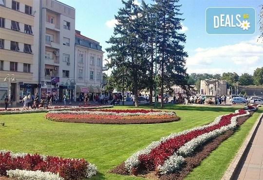 За Гергьовден в Hotel Crystal Ice 3*, Ниш, Сърбия! 2 нощувки със закуски и 1 вечеря, транспорт, посещение на Темски и Суковски манастир - Снимка 11