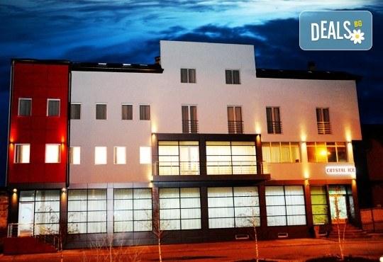 За Гергьовден в Hotel Crystal Ice 3*, Ниш, Сърбия! 2 нощувки със закуски и 1 вечеря, транспорт, посещение на Темски и Суковски манастир - Снимка 1