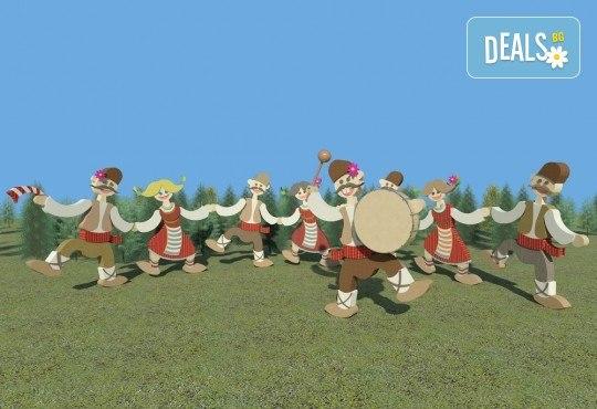 Усетете магията на българския танц! 3 посещения за на народни танци за деца и тийнейджъри или възрастни в Dance Center Fantasia! - Снимка 5