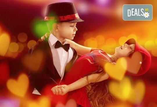 Слънчеви ритми! 3 посещения на спортни танци за деца и тийнейджъри или възрастни в Dance Center Fantasia! - Снимка 1