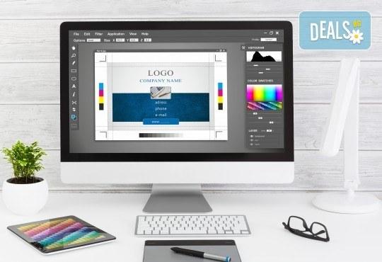 Научете се да обработвате изображения или снимки, да правите колажи и други с едномесечен оналйн курс по Photoshop CS6 в Учебен център Магнолия! - Снимка 1