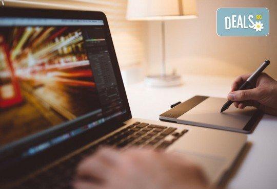 Направете сами визитните картички и логото за Вашата фирма с едномесечен онлайн курс по графичен дизайн CorelDRAW X6 в Учебен център Магнолия! - Снимка 2