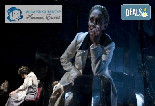 """Tри великолепни актриси в """"Nordost - приказка за разрушението""""! Младежки театър, камерна сцена, 03.04. от 19ч.! - Снимка 1"""
