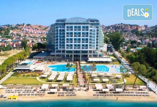 Майски празници в Кушадасъ, Турция, с Вени Травел! 5 нощувки Ultra All Inclusive в хотел Amara Sea Light 5*, възможност за транспорт! - Снимка 2