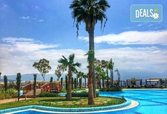 Майски празници в Кушадасъ, Турция, с Вени Травел! 5 нощувки Ultra All Inclusive в хотел Amara Sea Light 5*, възможност за транспорт! - Снимка 5